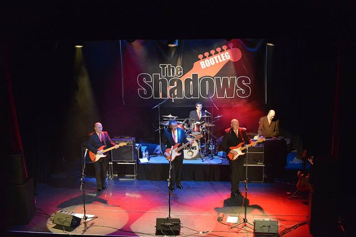 Top UK Shadows Tribute Band – The Bootleg Shadows