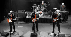 band red guitars